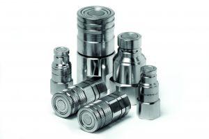 FLATFACE Snelkoppeling ISO 16028
